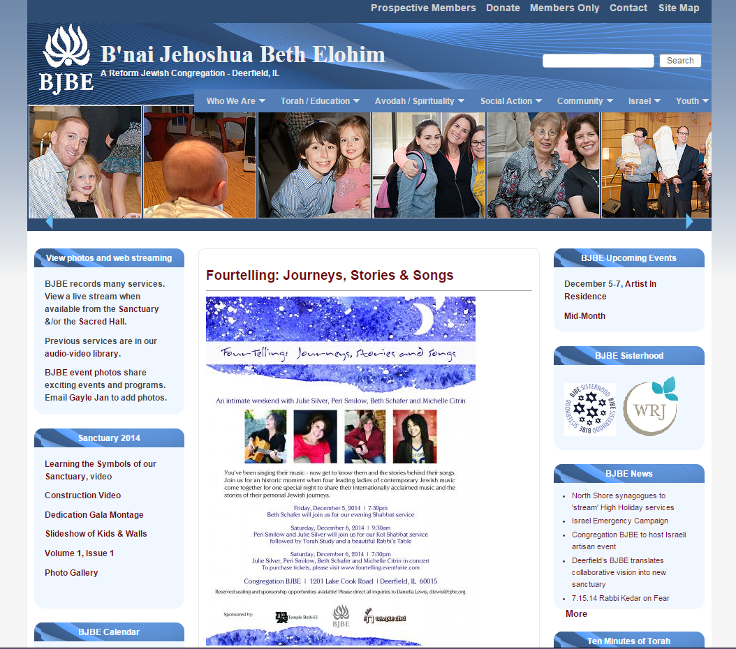 BJBE home page